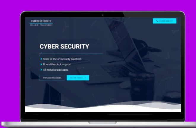 London website design services