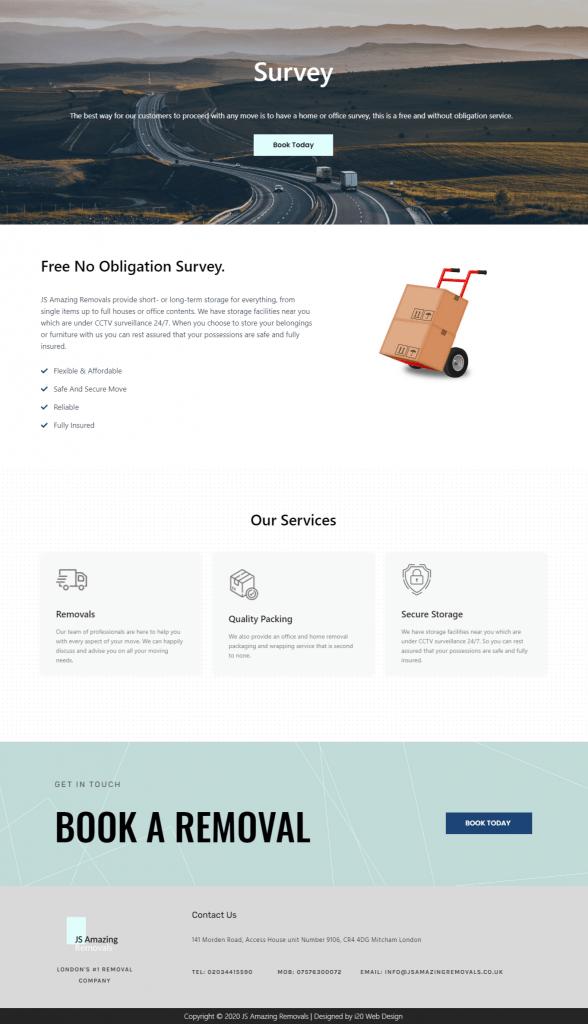Freelance web designers UK
