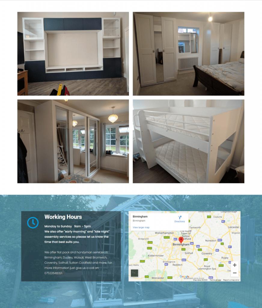 Web design agency Birmingham UK webst midlands