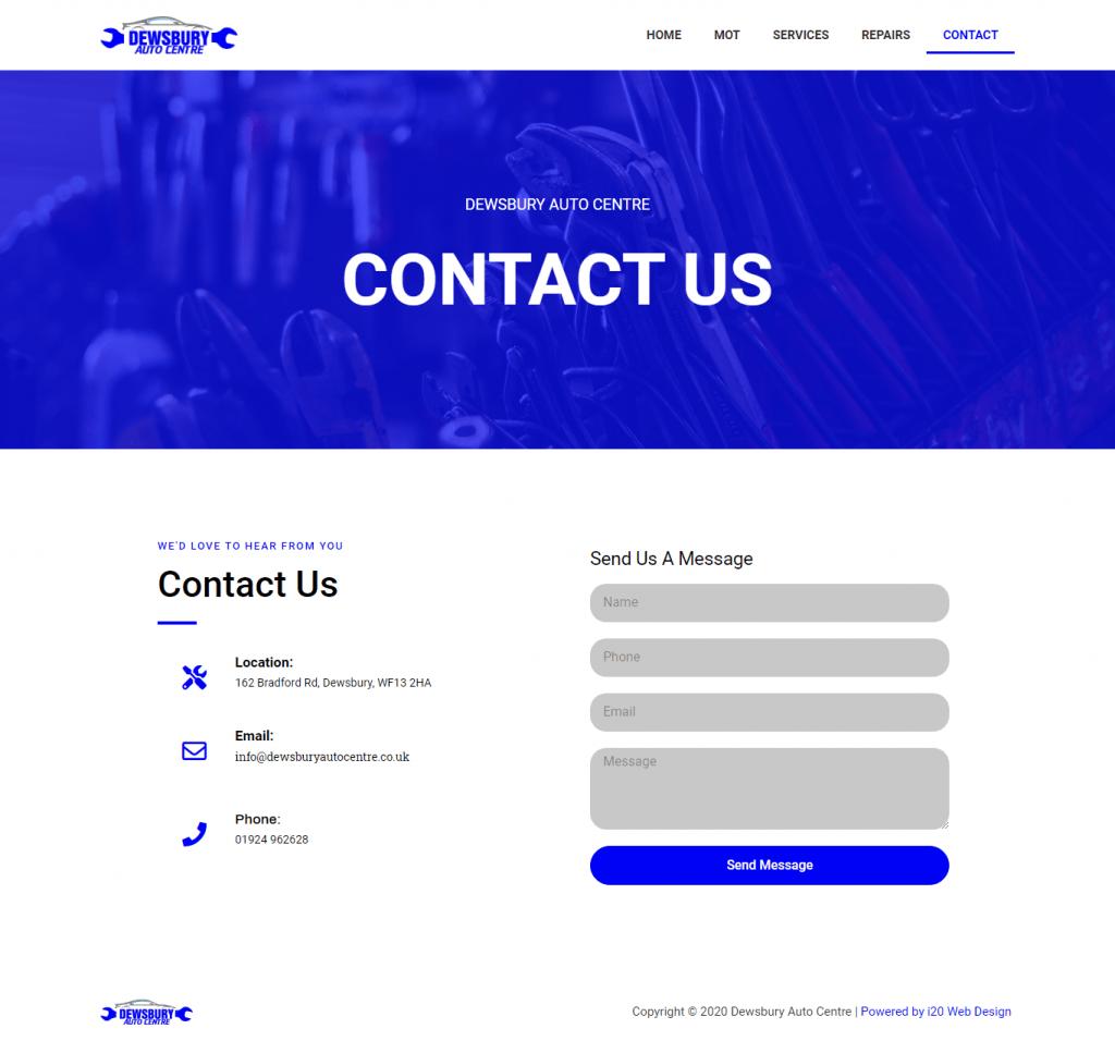 website designers Leeds