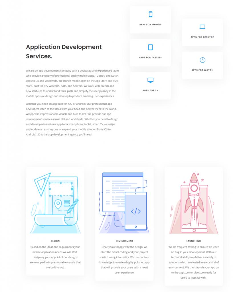 Web design services Leicester