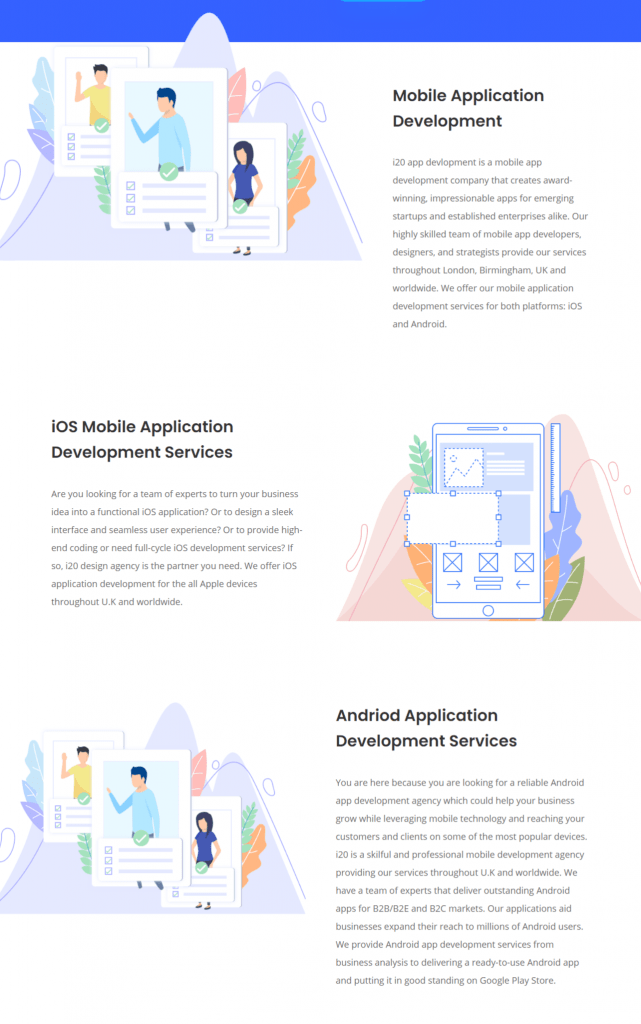CMS website designers Leicester UK