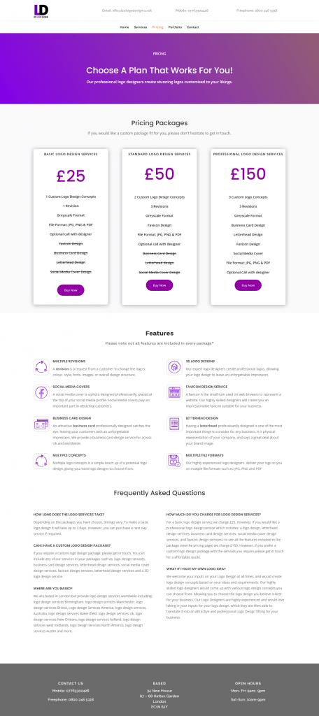 Ecommerce web design services West Bromwich