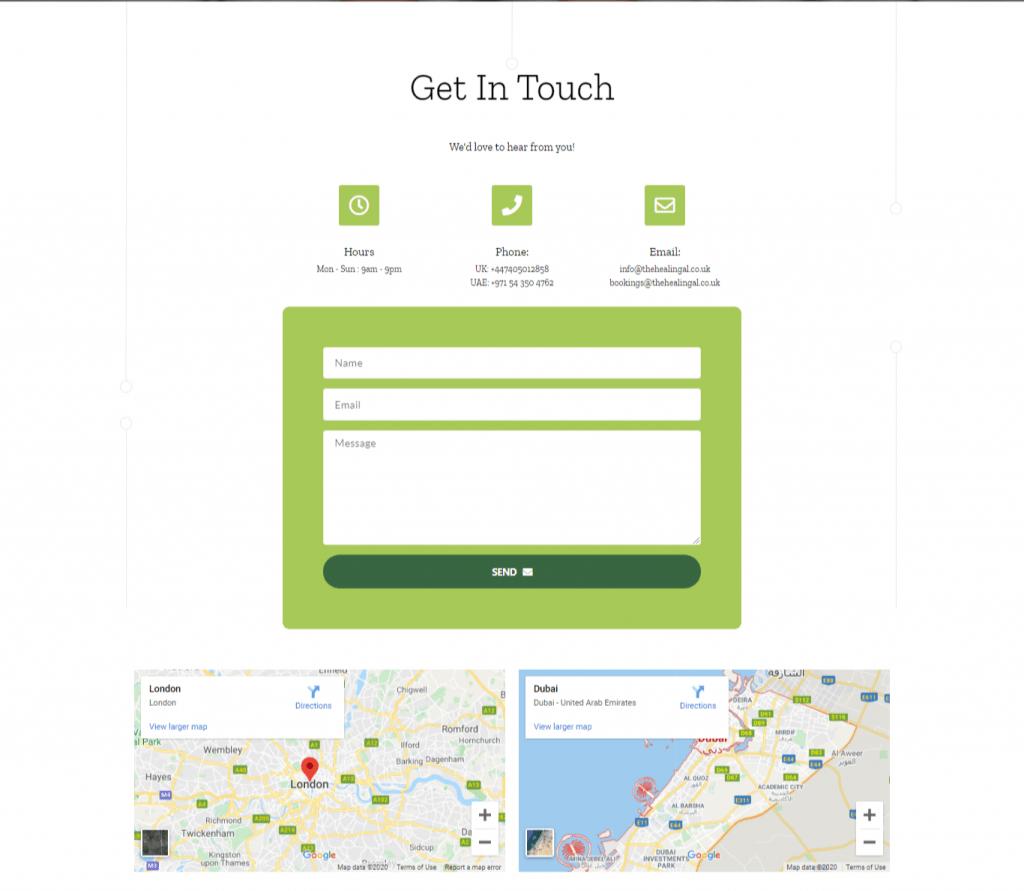 website dervies Birmimgham Uk West midlands web designers